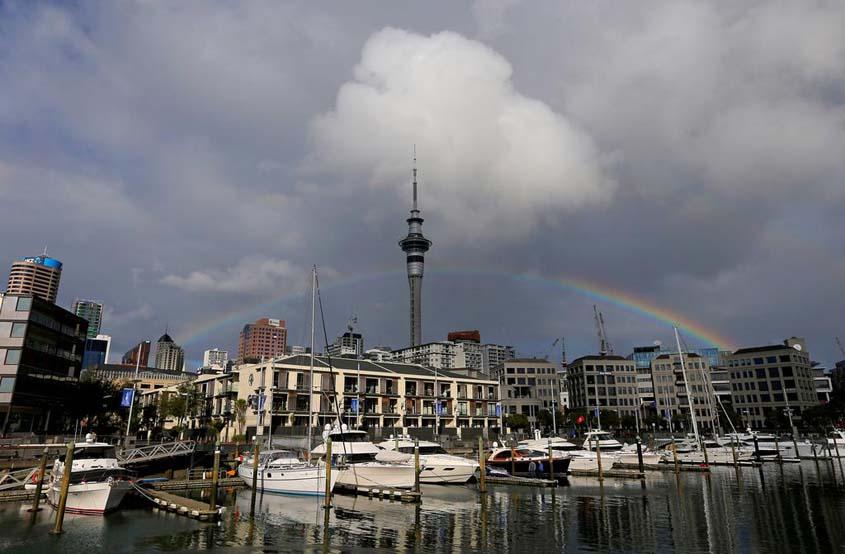Auckland on lockdown again