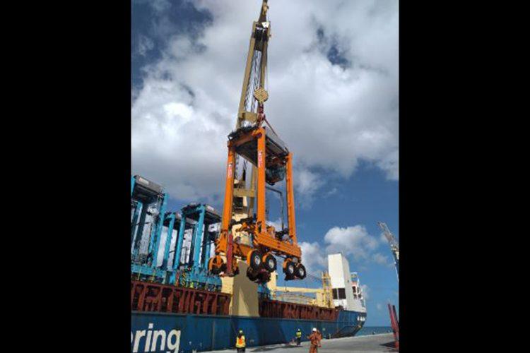 Bridgetown Port boosts green drive