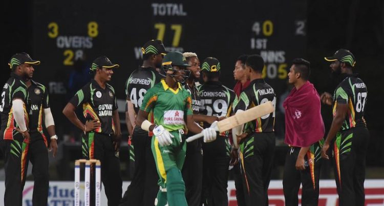 Jaguars roar into Super50 Cup final