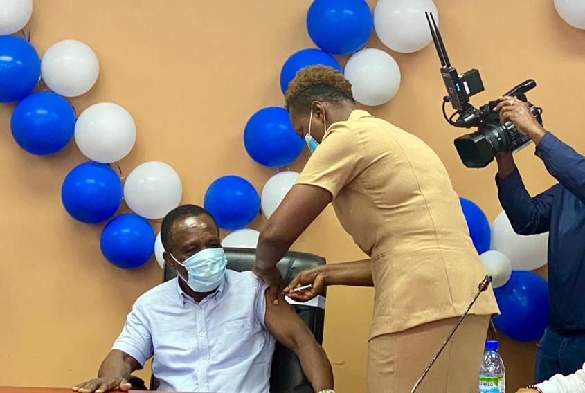 Grenada continues vaccination programme