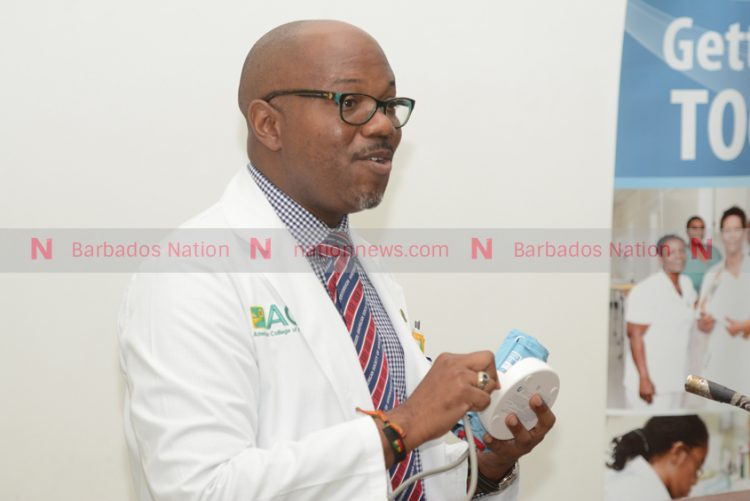 Bring your NCD under control, doc advises