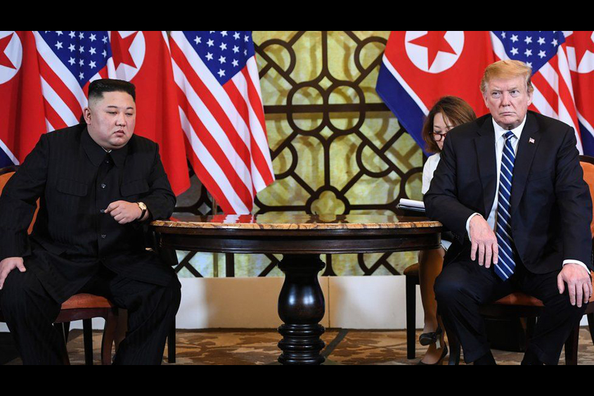 BBC: Trump offered Kim Jong-un a ride on Air Force One