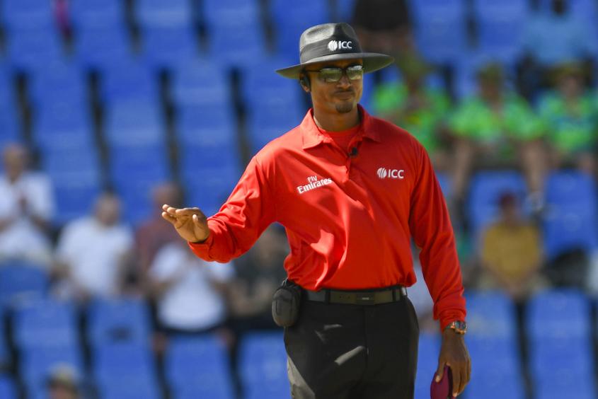 Brathwaite to debut as Test umpire