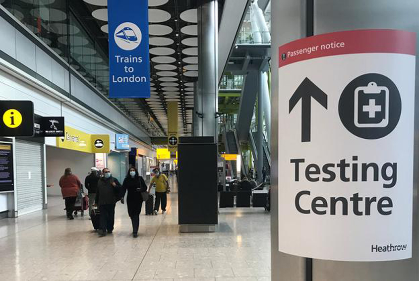 UK gets tougher on travellers