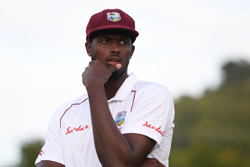 Sir Curtly backs Holder