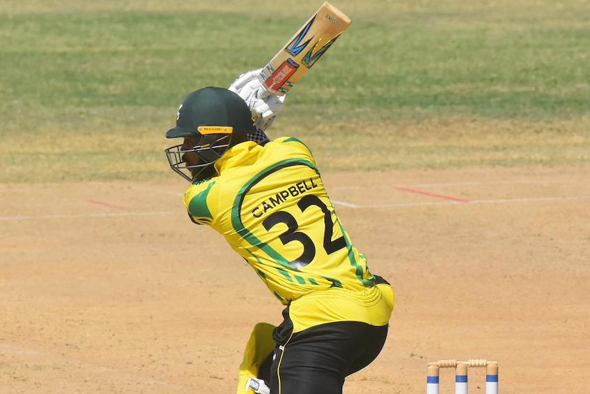 Scorpions set Red Force 256 to win first Super50 semi