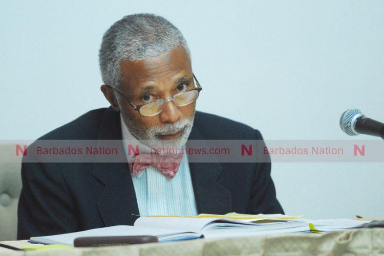 Jurist Sir Lisle Ward passes