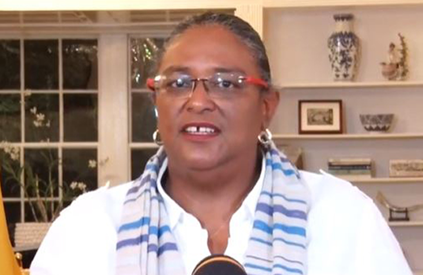 Mottley: COVID-19 vaccine rollout by weekend
