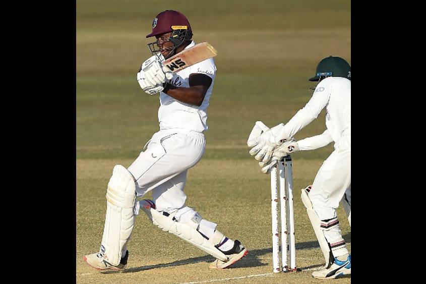 Bonner keeps West Indies hopes alive with half-century