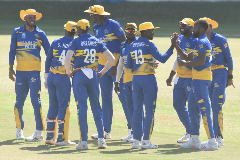 Jordan bowls Pride to first Super50 Cup win