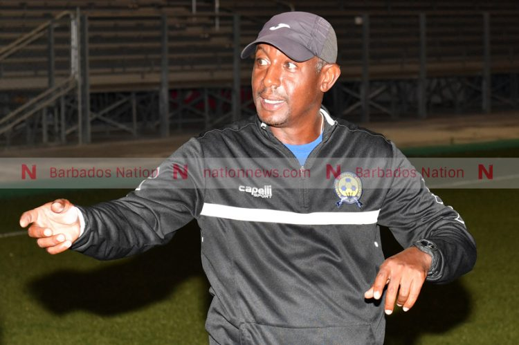 Tridents preparing for World Cup qualifiers in Dominican Republic