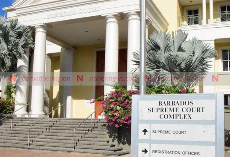 Supreme Court Complex closed