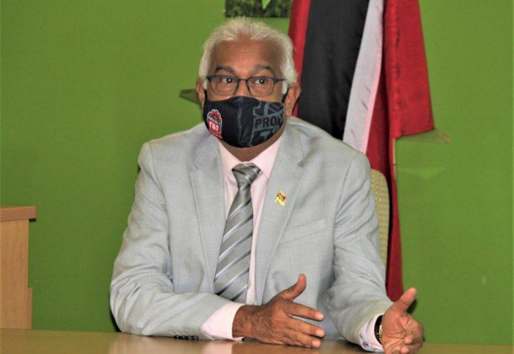 Trinidad vaccines came from Barbados