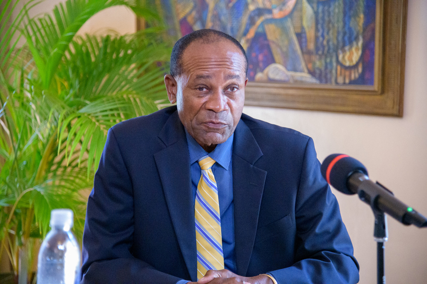 Commissioner calls on Bajans to report breaches