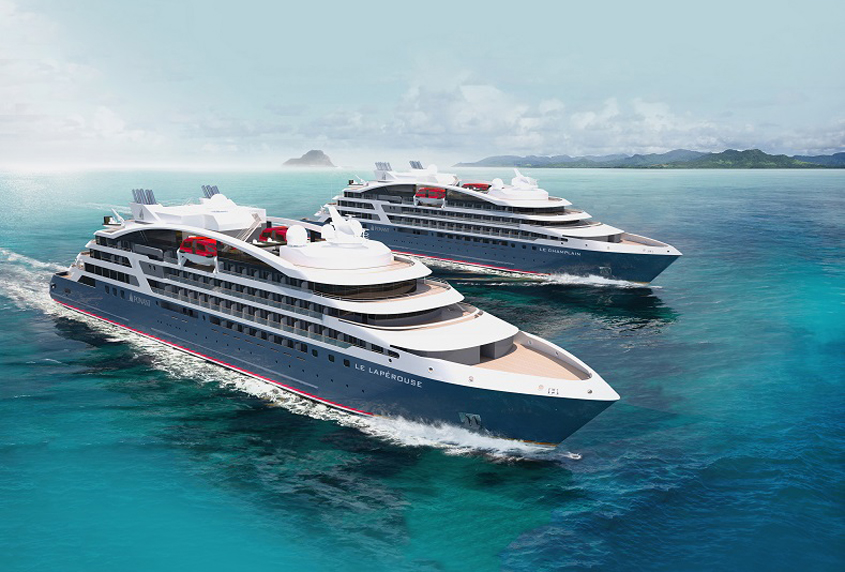 Ponant to homeport in Barbados