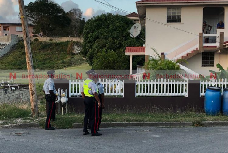 Man reportedly found hanging at Christ Church home