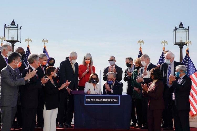 Biden's COVID relief Bill gets approval