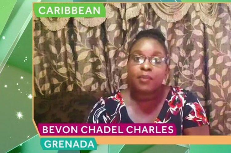 Grenadian wins Commonwealth Youth Award