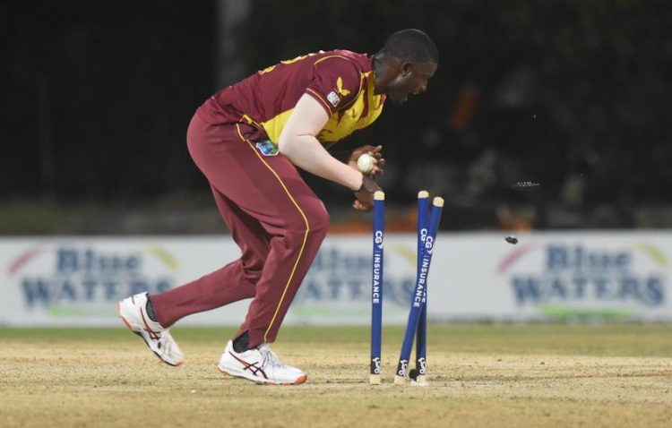 Windies set 161 to win second T20I