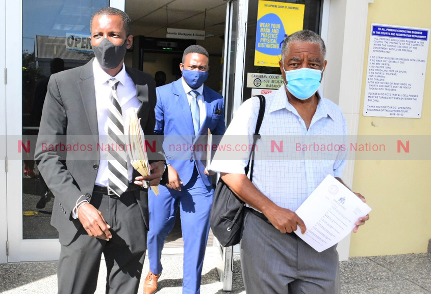 Franklyn challenges COVID directives in High Court