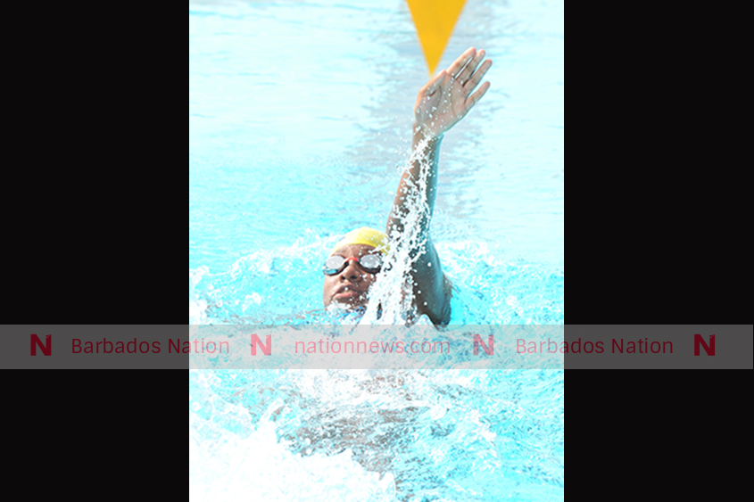 Titus, Sobers both place sixth in heats