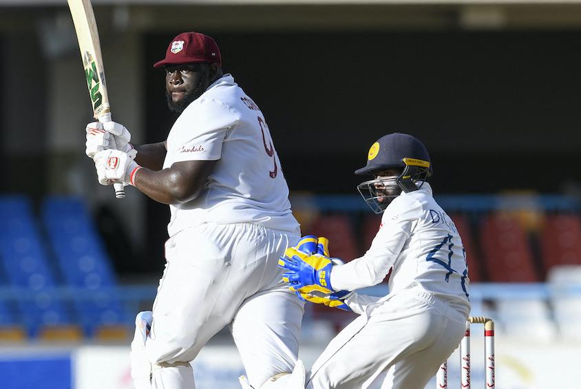 Cornwall unlocks his batting potential