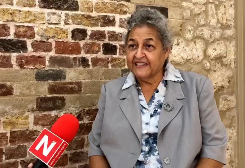 VIDEO: Dr Elizabeth Ferdinand