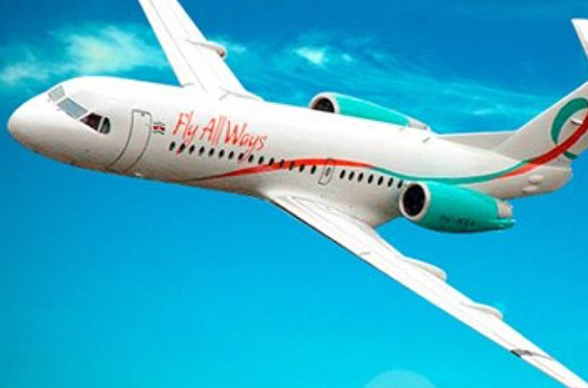Airline based in Suriname to service region