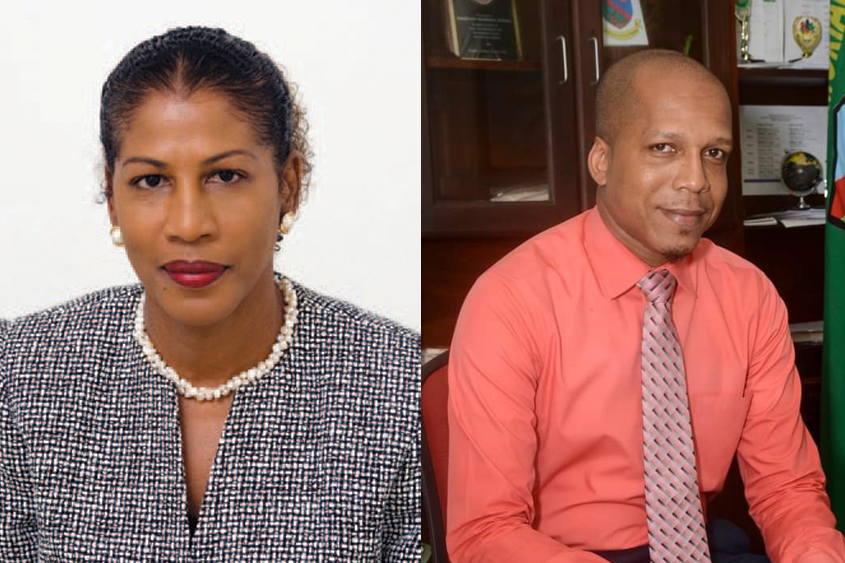 Babb, Hope new chairs of NCF board