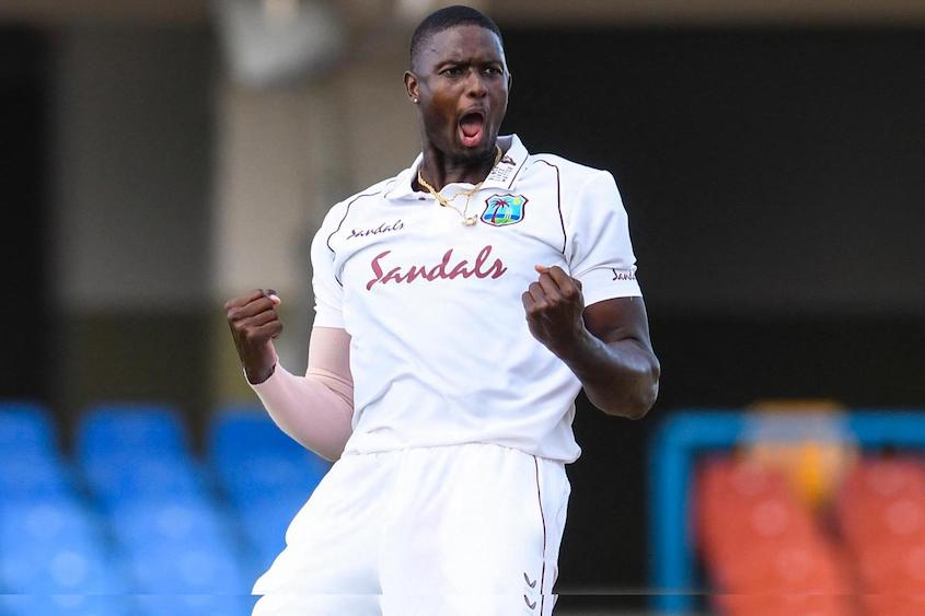 Holder leads Windies attack with fiver