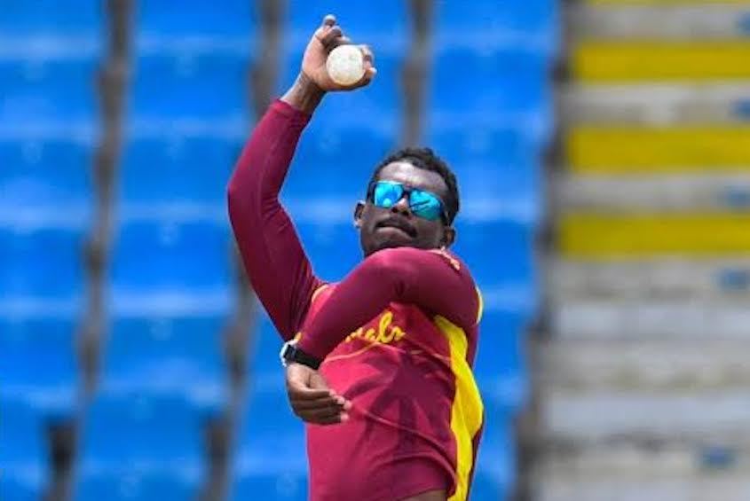 Windies have been set 274 to win the second ODI
