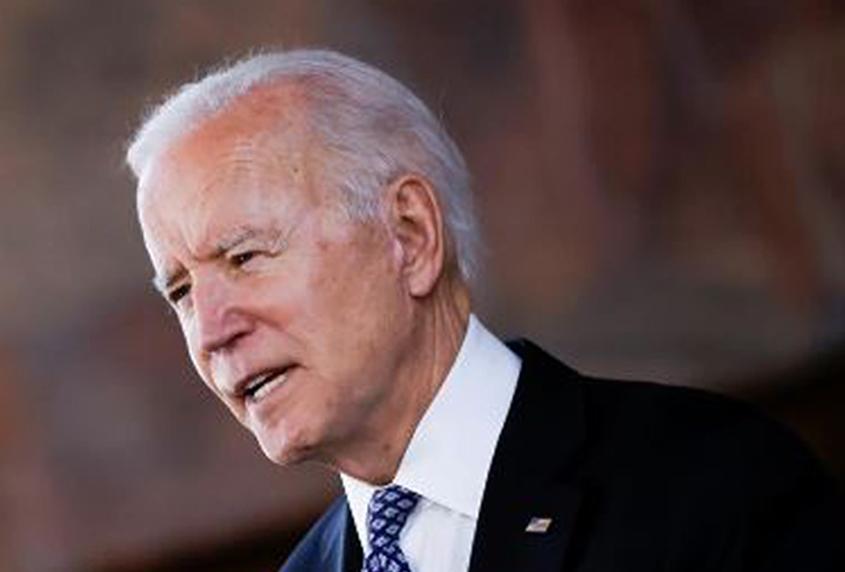 Biden, Harris denounce racism