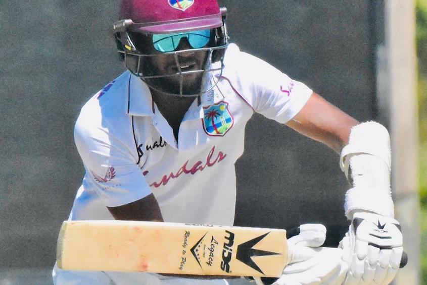 Windies bowled out for 354 in second Test