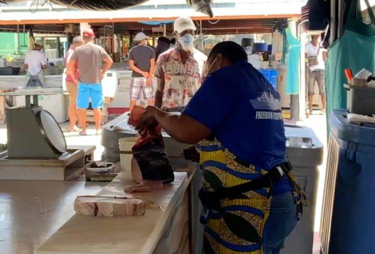 VIDEO: Oistins Fish Market reopens