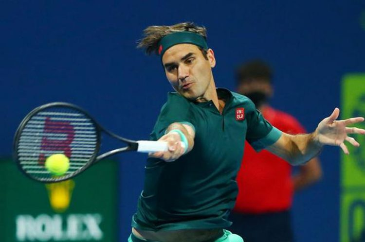 Federer looks ahead to grass after loss in Qatar