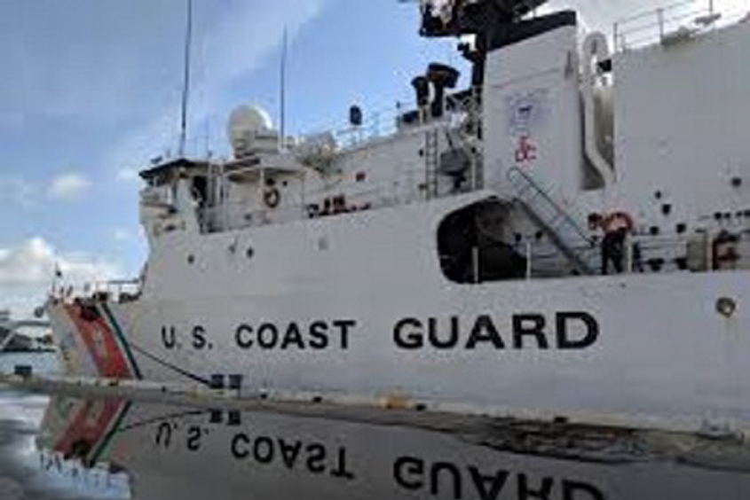 US Coast Guard transfers Cubans to Bahamian officials