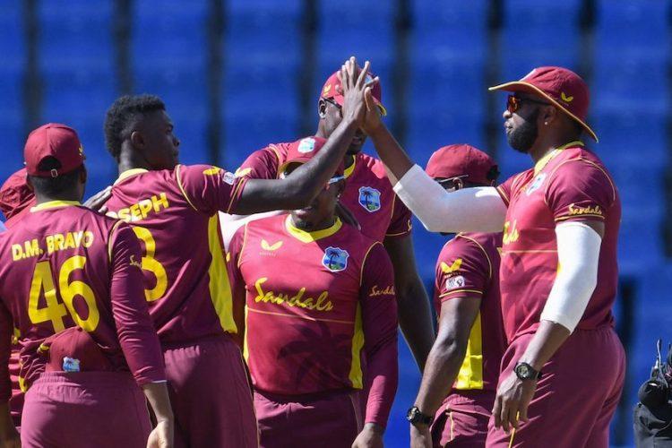 Windies name 18-man T20 squad
