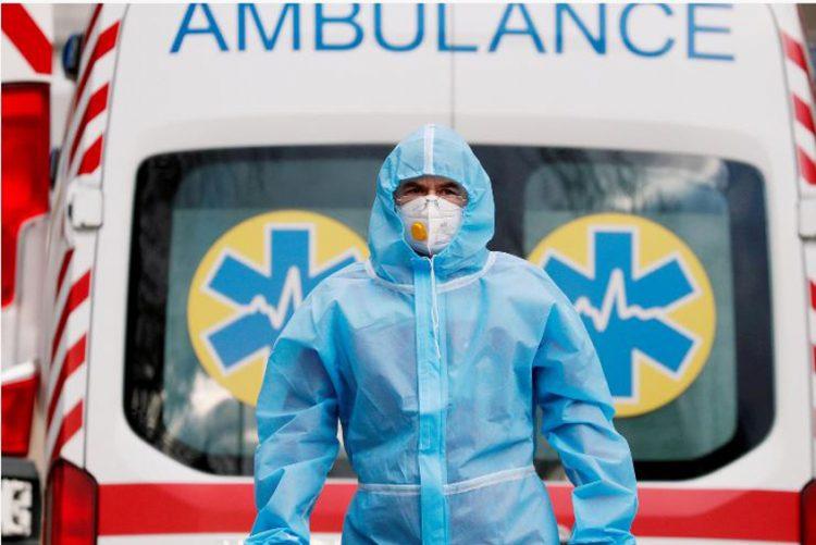 Reuters: Global COVID-19 deaths pass 3 million