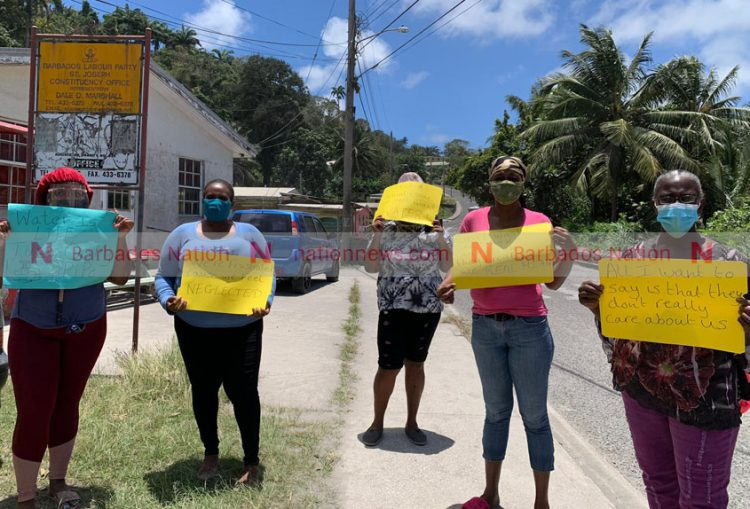 More water protests in St Joseph