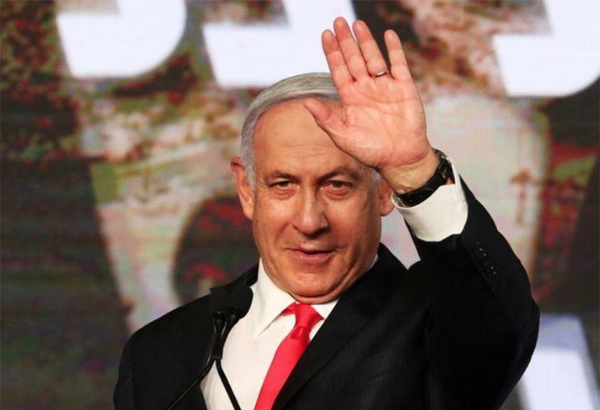 Political leaders hoping to unseat Netanyahu