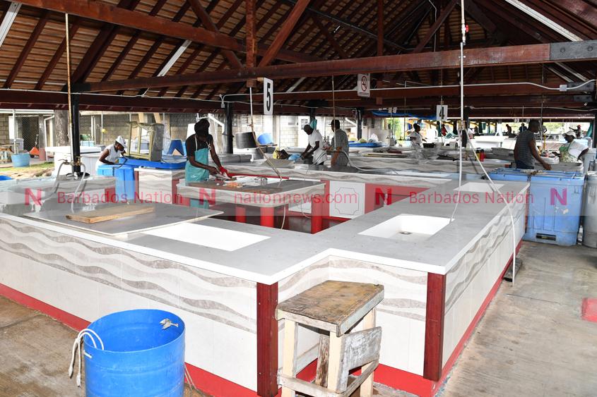 Fish markets closed