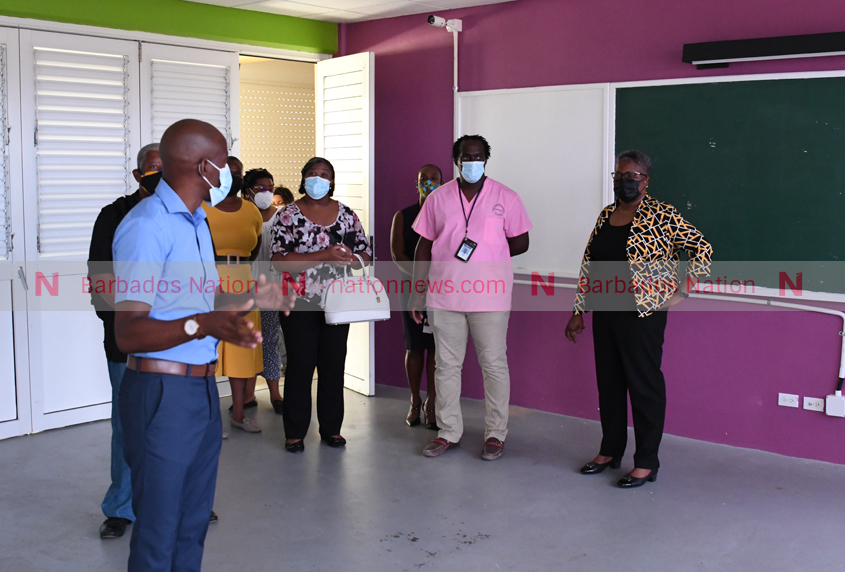 Blackman and Gollop handed over to Ministry of Education