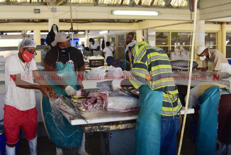 Bridgetown Fish Market reopens