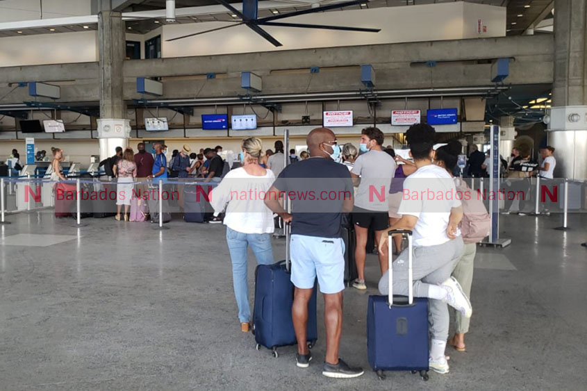 Business as usual as the Airport reopens