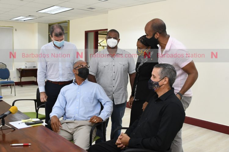 LIAT workers get 'gift'; long-term plan in works