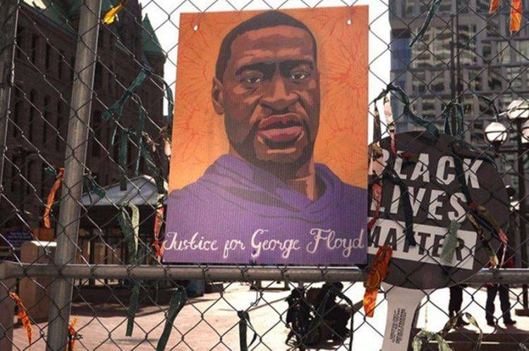 Former police officer in George Floyd case violated policy, says chief