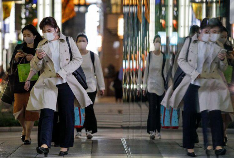 Japan declares 'short, powerful emergency' in Tokyo