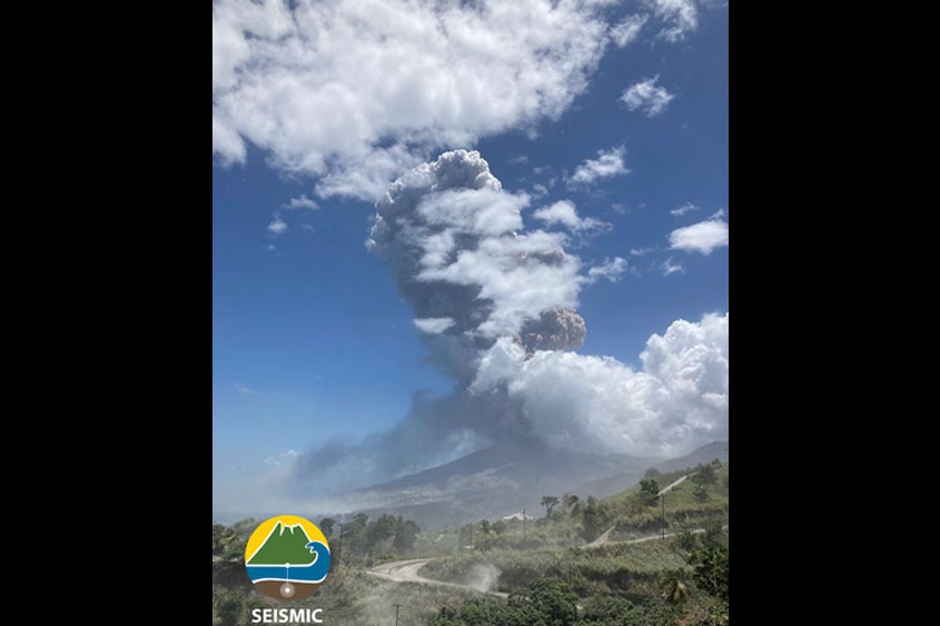 Scientists: La Soufriere still in state of unrest