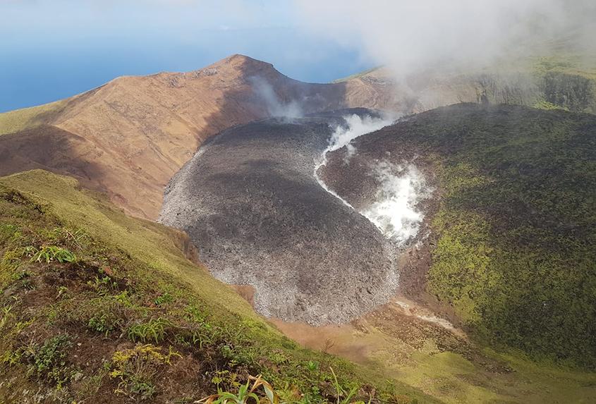 Scientist: La Soufriere eruption possible anytime