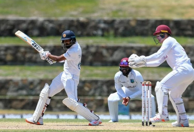 Sri Lanka 93-0 in their second innings at lunch in second Test